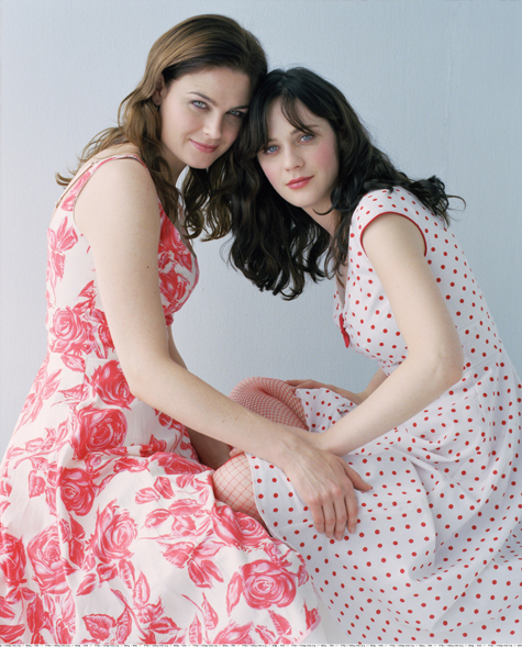Emily & Zooey Deschanel