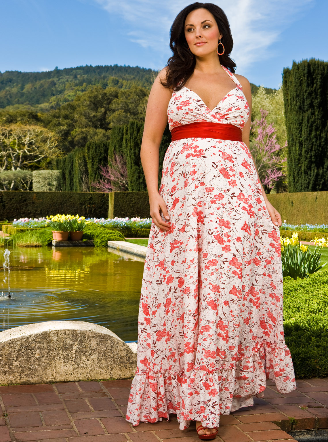Plus Size:Spring Trends 2012 - Curvy Girl On a Budget