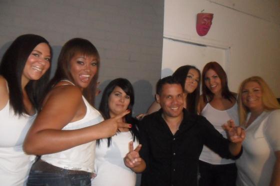 Anais Conde,Ana Garcia,Mayte Rivera,Priscilla Jimenez,  Suleimis Guibert,Sandra Carrea