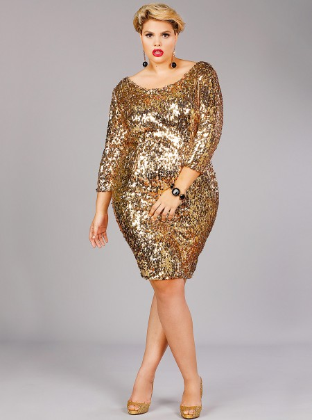 384f7cb947b Monif C Holiday Collection 2012  Glitz and Glamour - Curvy Girl On a ...
